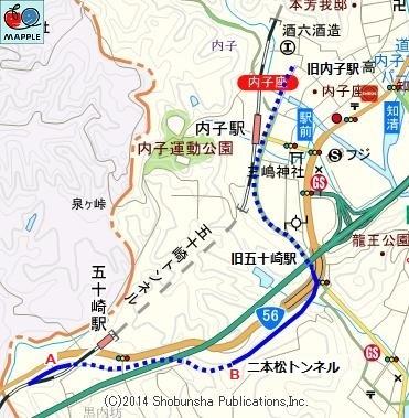 五十崎駅09