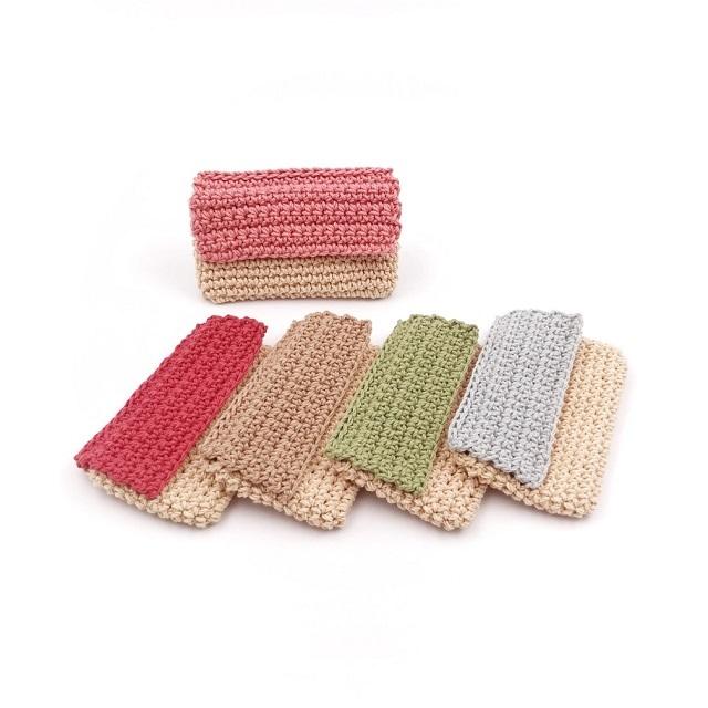 手編み雑貨 HanahanD コットン スマホ アイフォン ケース iPhone