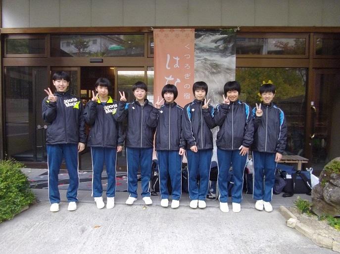 小名浜第一中学校バレーボール部