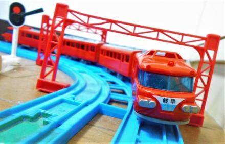 名古屋鉄道7000系 パノラマカー(日本製プラレールのレストア)