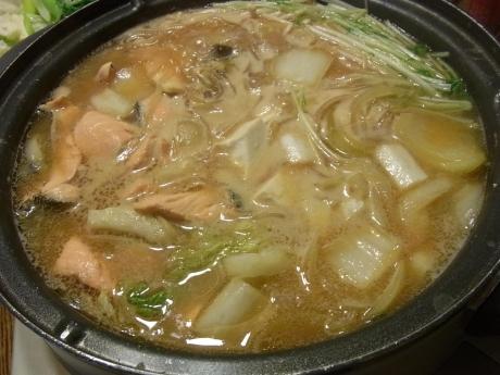 石狩鍋 (1)