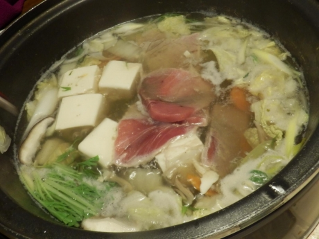 ネギ間鍋 (6)