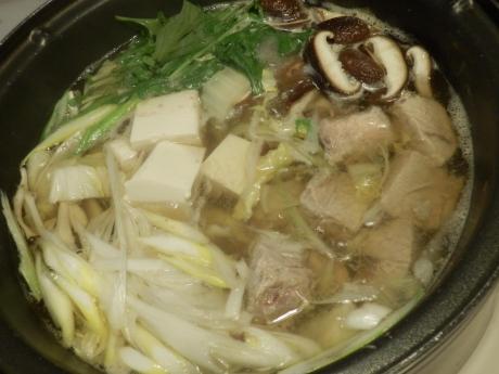 ネギ間鍋 (1)