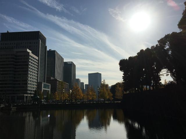 20181201 東京歩き1