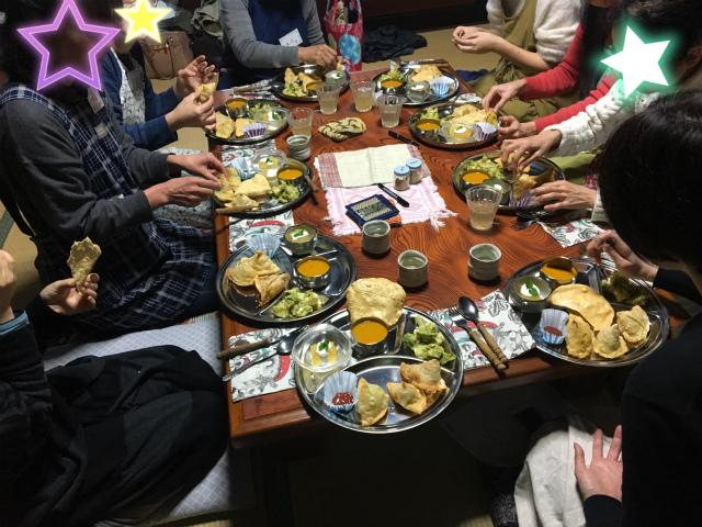20181208サモサ料理教室3