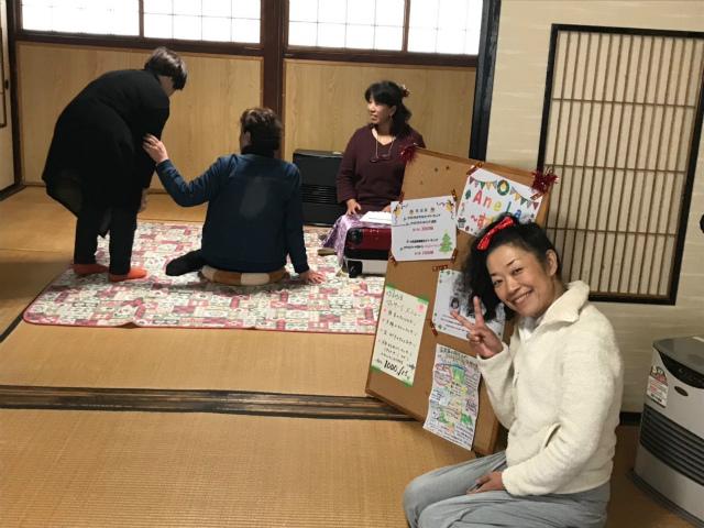 20181215古民家クリスマスパーティー9