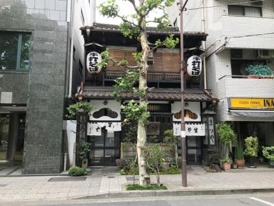 180614神田まつや外観