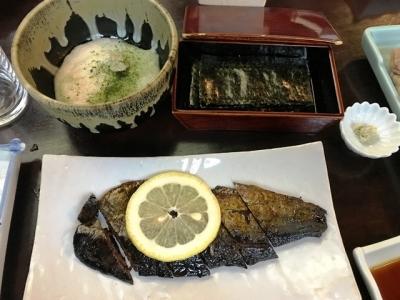 180614神田まつやにしん棒煮800円わさびいも650円焼のり450円
