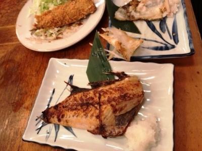 180718魚三酒場富岡店赤魚の粕焼き360円