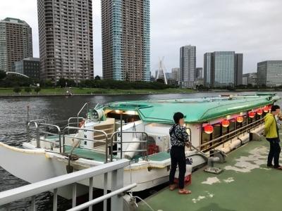 180807あみ達【貸切】VIPコース16200円乗船前