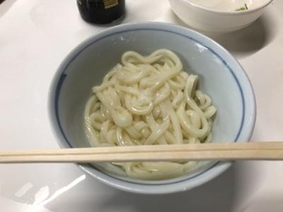 180923三嶋製麺所うどん小140円