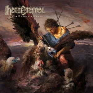 HATE ETERNAL『Upon Desolate Sands』