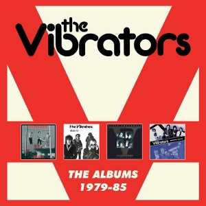 The Vibrators - The Albums 1979-1985