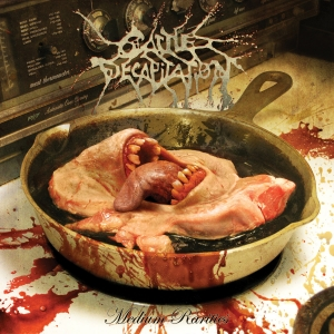 CATTLE DECAPITATION『Medium Rarities』