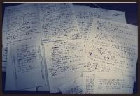 メモ書きした用紙1