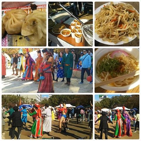 平成30年11月10日モンゴル祭り3