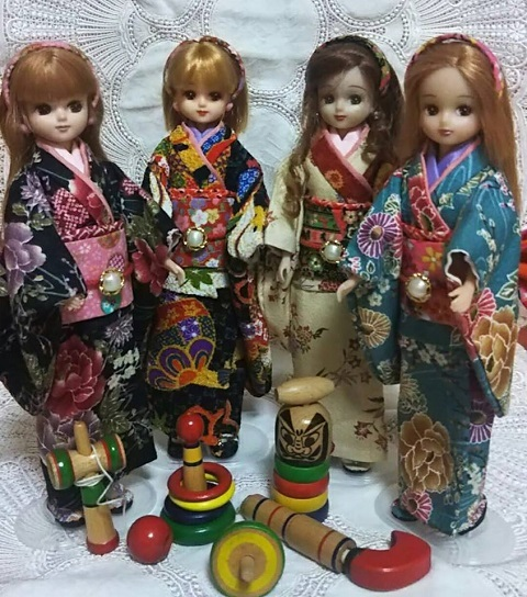 平成30年12月1日リカちゃん人形