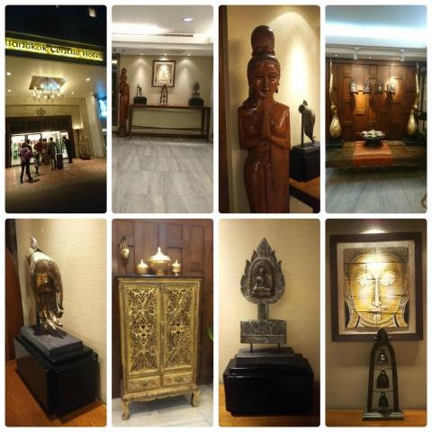 平成31年1月11日バンコクセンターホテル1