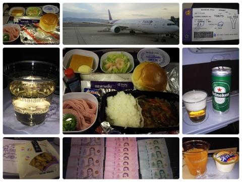平成31年1月11日関空から機内