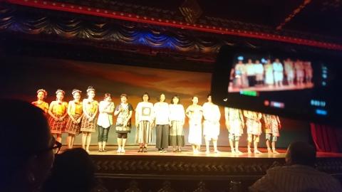 タイ民族舞踊ショー3