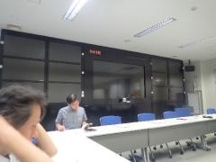 8災害対策室