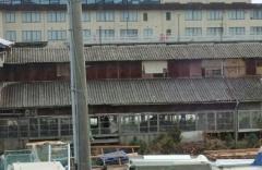 建物の拡大