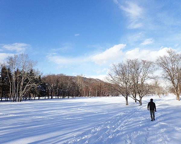 雪の真駒内公園01