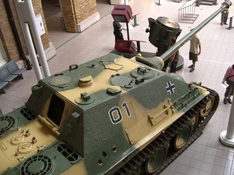 NATO軍の鉄十字戦車1