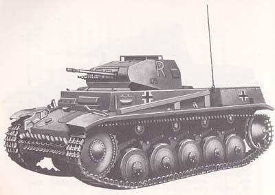 ww2時の鉄十字戦車2