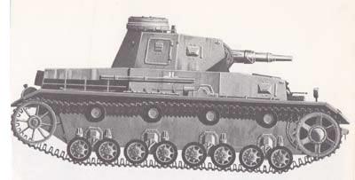 ww2時の鉄十字戦車3