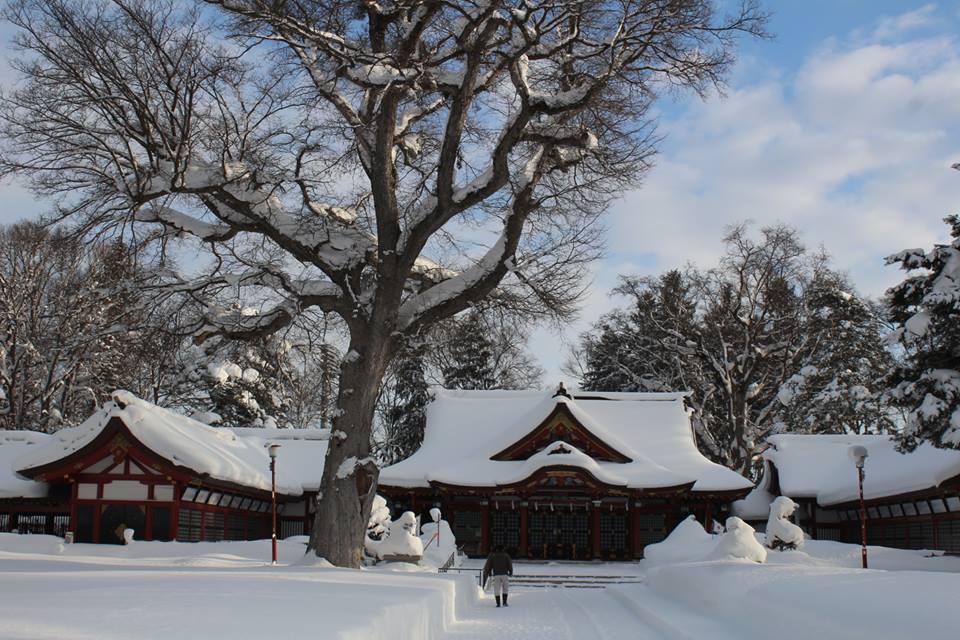 北海道護国神社②
