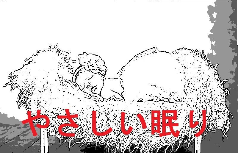 やさしい眠り