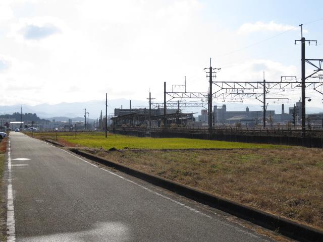 新三田駅の北側