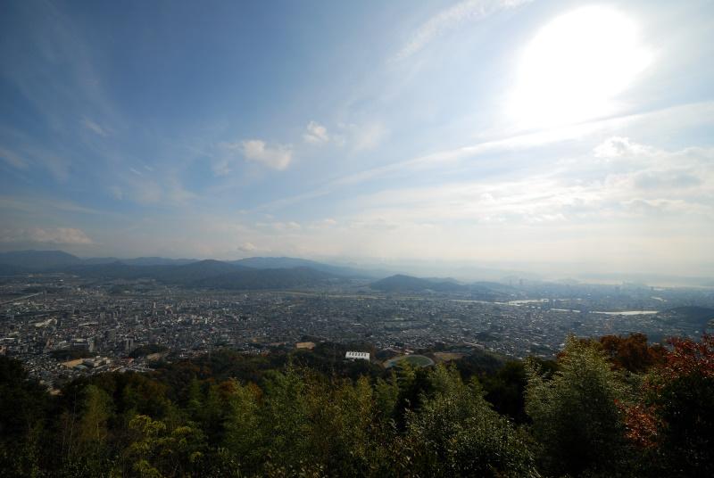 武田山(広島)_山頂からの眺め