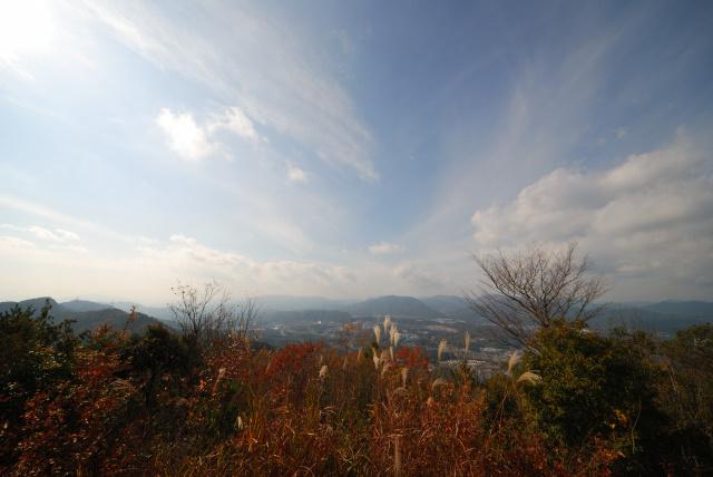 広島アルプス_火山からの眺め