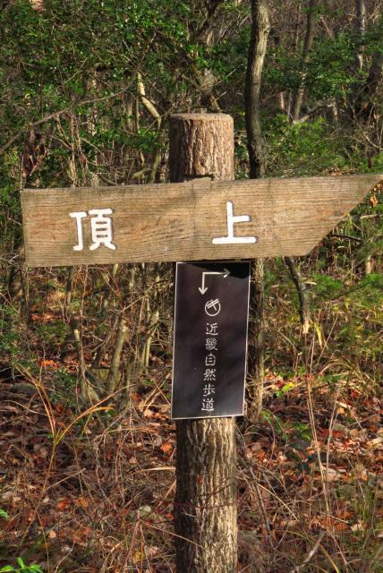 三草山登山口