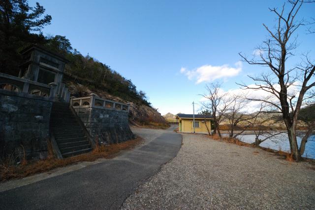 昭和池の施設