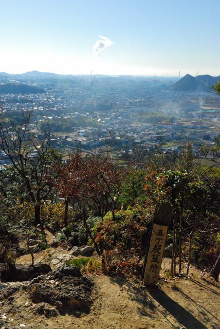 書写山_登山道からの眺め