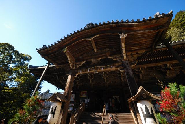 円教寺_摩尼殿