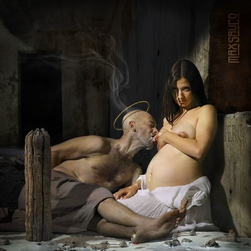 roman charity by max sauco s
