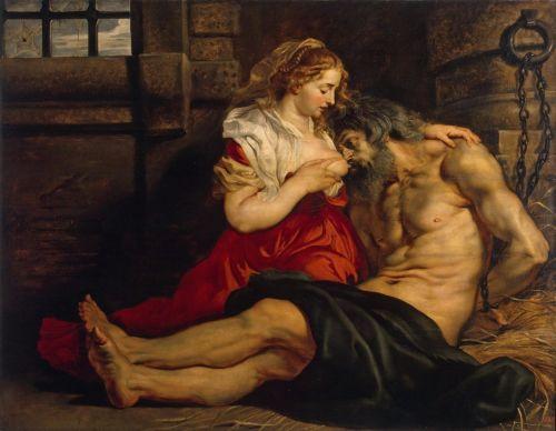 r-Roman Charity s