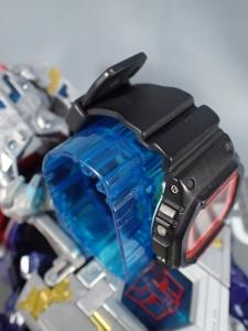 G-SHOCK × TRANSFORMERS マスターオプティマスプライム レゾナントモード (15)