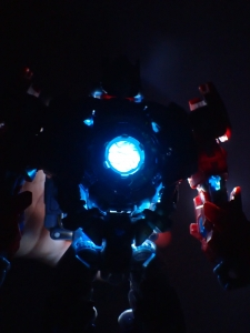 G-SHOCK × TRANSFORMERS マスターオプティマスプライム レゾナントモード (35)