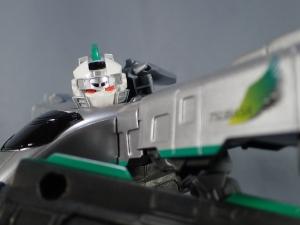 プラレール 新幹線変形ロボ シンカリオン DXS12 E3つばさ アイアンウイング&購入特典 紅武器セット (1)