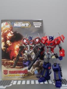 Flame Toys 風雷模型 トランスフォーマー オプティマス・プライム (4)
