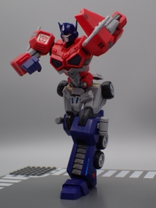 Flame Toys 風雷模型 トランスフォーマー オプティマス・プライム (41)