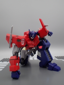 Flame Toys 風雷模型 トランスフォーマー オプティマス・プライム (44)