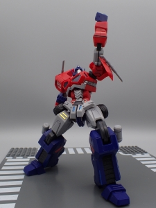 Flame Toys 風雷模型 トランスフォーマー オプティマス・プライム (48)