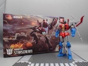 Flame Toys 風雷模型 トランスフォーマー スター・スクリーム (1)