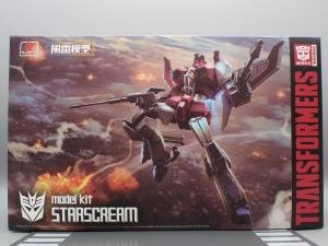 Flame Toys 風雷模型 トランスフォーマー スター・スクリーム (2)
